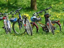 cyklistika, cyklobus, kolo, jízdní kolo