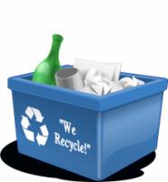 kontejnery, podzemní kontejner, recyklace